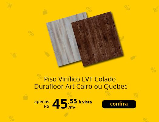 Piso Laminado EspaçoFloor Comfort Acácia Plank