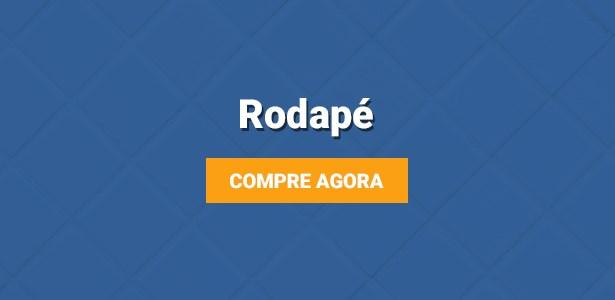 Rodapé Mosaico