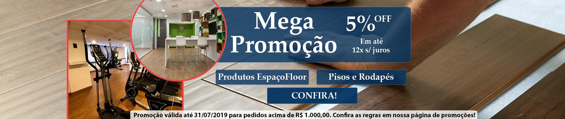 EspaçoFloor - Promoção