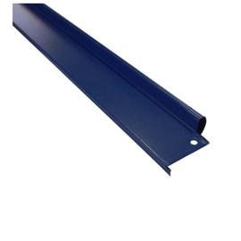 Batente Liso Vertical Rollfor 220 Azul 2,142m