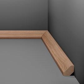 Cantoneira Cordão de MDF Eucafloor cor 10 2,5cm x 15mm x 2,40m