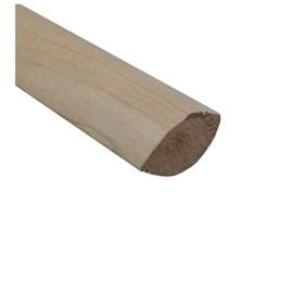 Cantoneira Cordão de MDF Eucafloor cor 5 2,5cm x 15mm x 1,80m