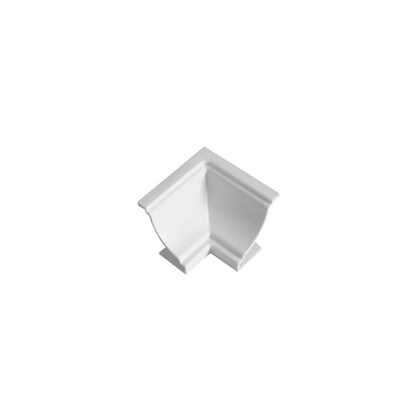 Cantoneira interna para forro PVC Plasbil branca
