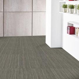 Carpete placa Shaw Mainstreet Intellect 45505 masterful mescla clara 61cm x 61cm