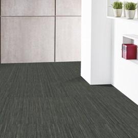 Carpete Placa Shaw Mainstreet Intellect Sharp Mescla Escura 45515 61cm x 61cm