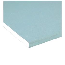 Chapa de gesso para drywall Placo - Knauf RU verde 12,5mm x 1,20m x 2,40m
