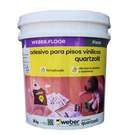 Cola Acrílico Weber Branca 18kg