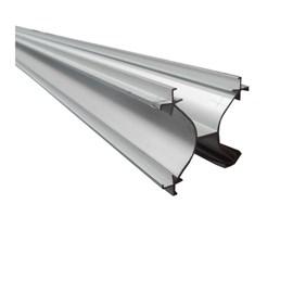 Coluna X 4,4 Alumínio (Dv 068) Isa Alumínio (Dv 068) 6m