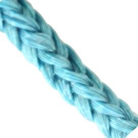 Cordão de nylon para piso Cordoflex azul 1m