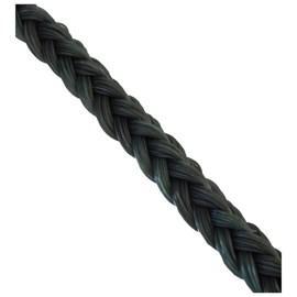Cordão de nylon para piso Cordoflex verde musgo 1m