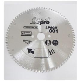 Disco de Serra Circular Freud 250x2 8x80D LP80M001