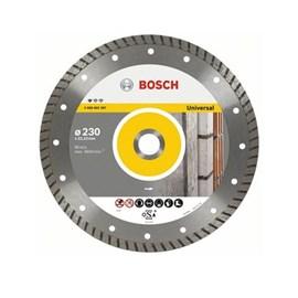 Disco diamantado Bosch turbo universal 230mm
