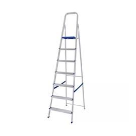 Escada de alumínio Mor 7 degraus