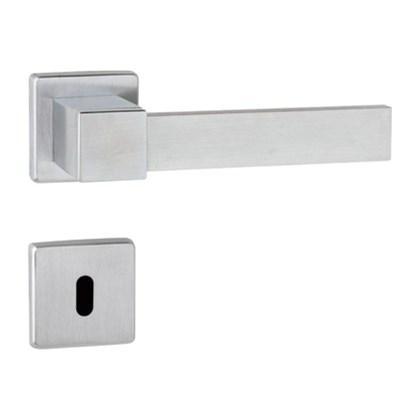 Fechadura banheiro Lockwell Conceito Pieter 52-4944 cromado / cromado 55mm