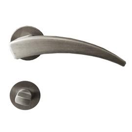Fechadura banheiro Lockwell Design Flexa 42-2444 cromada 55mm