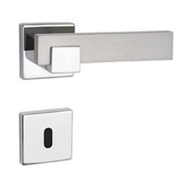 Fechadura banheiro Lockwell Future Kiko 42-4128 AAE cromada 55mm