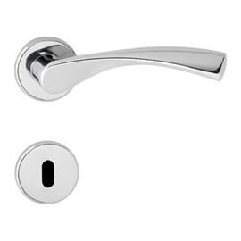 Fechadura banheiro Lockwell Light Emma 42-2224 55mm