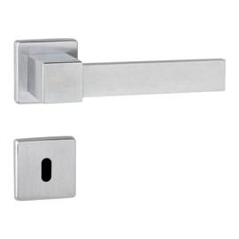 Fechadura interna Lockwell Conceito Pieter cromado / cromado 55mm