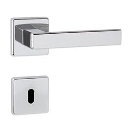 Fechadura interna Lockwell Designe Loft 41-2424 cromada 55mm
