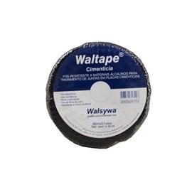 Fita telada para placa cimentícia Walsywa 51mm x 46m