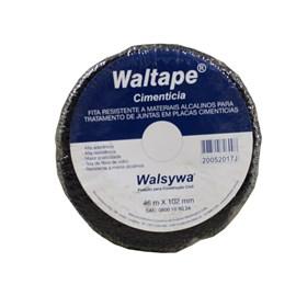 Fita Telada Walsywa Placa Cimentícia 102mm x 46m