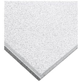 Forro de fibra mineral Armstrong Ceilings Cirrus tegular branco 19mm x 625mm x 625mm