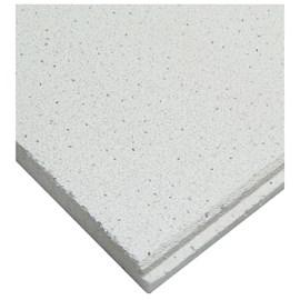 Forro de fibra mineral Armstrong Ceilings Dune tegular branco 16mm x 625mm x 625mm