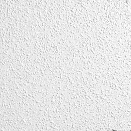 Forro de fibra mineral Armstrong Ceilings Georgian tegular branco 16mm x 625mm x 625mm