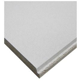 Forro de fibra mineral Armstrong Ceilings Perla Microlock branco 15mm x 625mm x 625mm