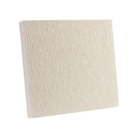 Forro de isopor Knauf Forroterm branco 20mm x 625mm x 1250mm