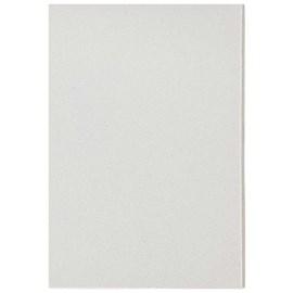 Forro de lã de rocha Rockfon Tropic Microlock branco 15mm x 625mm x 625mm
