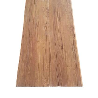 Forro de PVC em régua EspaçoForro Wood Nature cedro 8mm x 25cm x 3,95m