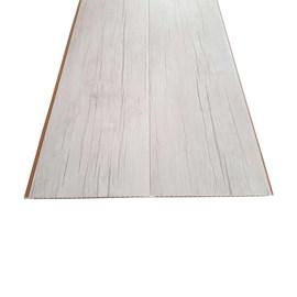 Forro de pvc em régua EspaçoForro Wood Nature oak crema 8mm x 25cm x 3,95m