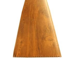 Forro PVC em Régua E-PVC Wood Nature Oak Almond 250mm x 5,95m x 8mm