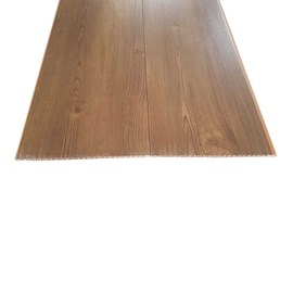 Forro PVC em Régua E-PVC Wood Nature Oak Almond 25cm x 8mm x 3,95m