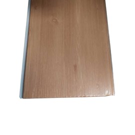 Forro PVC em Régua E-PVC Wood Nature Oak Rublo 250mm x 5,95m