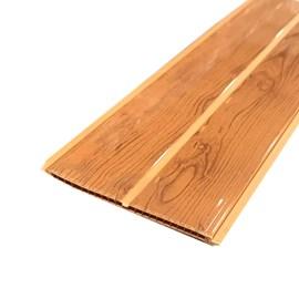 Forro PVC em Régua E-PVC Wood Slim Carvalho 200mm x 5,95m x 7mm
