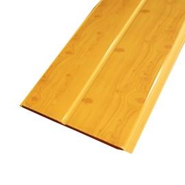 Forro PVC em Régua E-PVC Wood Slim Marfim 200mm x 5,95m x 7mm