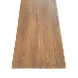 Forro PVC em Régua EspaçoForro Wood Nature Oak Almond 25cm x 8mm x 3,95m