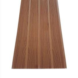 Forro PVC em Régua EspaçoForro Wood Slim Carvalho 25cm x 7mm x 3,95m