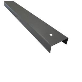 Guia baixa Rollfor 221 cinza ocidente 15mm x 3,0m