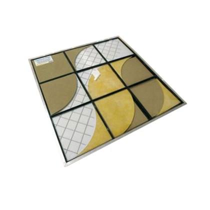 Manta Lã de Vidro Isover Optima Piso 1,20m x 1,20m x 15mm