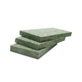 Manta lã de vidro para drywall Rockfibras Pad Parock D32 50mm x 60cm x 1,35m