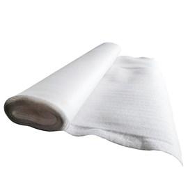 Manta para piso laminado EspaçoFloor Lisa branca 20m²