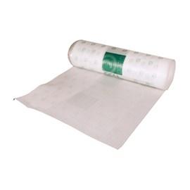 Manta para piso laminado Eucafloor Lisa Branca rolo com 20,40m²