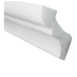 Moldura Isopor Gart F 45mm x 2m