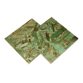 Painel OSB LP Tapume Verde 8mm x 1,22m x 2,20m