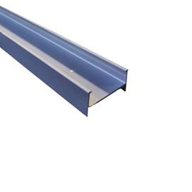 Perfil de Divisória Ntr Travessa St 1,7 NTR Alumínio Isa Dv 073 3,6m