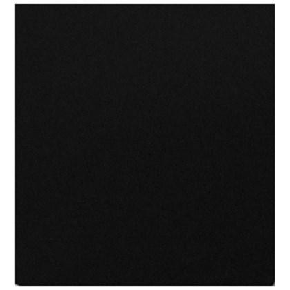 Piso de borracha Ecosistema Liso preto 3,5mm x 500mm x 500mm
