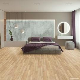 Piso Laminado Clicado EspaçoFloor Kaindl Comfort 35063 Acacia Plank AH